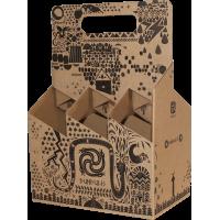 Išvaizdi DUNDULIO dėžutė (6 butelių)