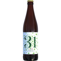 """""""31""""  lietuviškas anti-imperinis lageras, 5.2% 0,5l"""