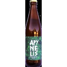 APYNĖLIS nealkoholinis alus pilsneris 0.5l