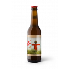Buckwheat Queen - Lager 5.2% 330ml