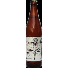 """""""Ji""""  - šviesusis belgiško stiliaus Saison, 6.0% 0,5l"""