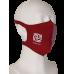 Apsauginė kaukė DUNDULIS raudona