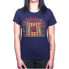 """Moteriški marškinėliai """"Praeitis atgimsta"""""""